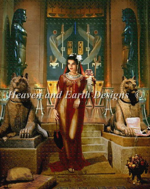 Cleopatra Queen Of Egypt Material Pack
