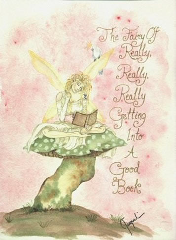 Fairy of a Book