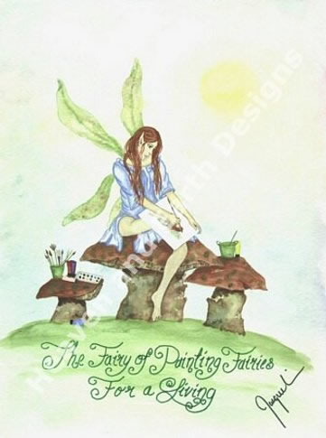 Fairy of Painting Fairies