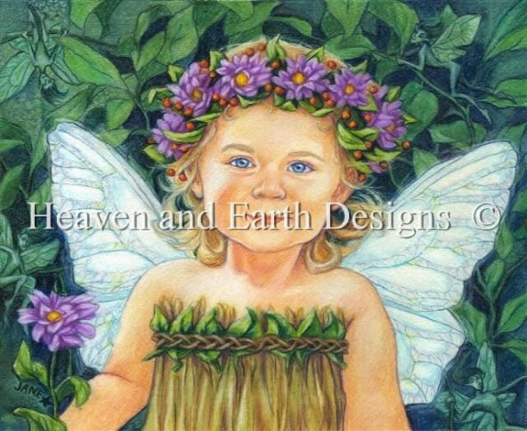 Bright Little Faerie