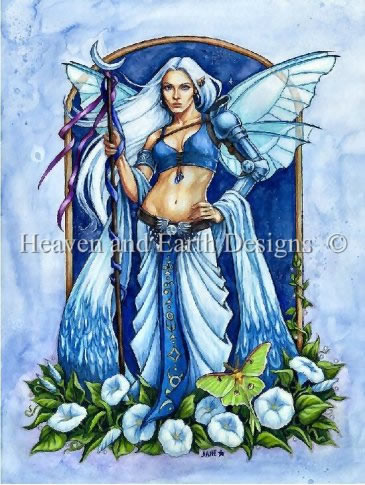 MoonFlower Fairy