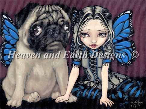 Pug Pixie - Click Image to Close