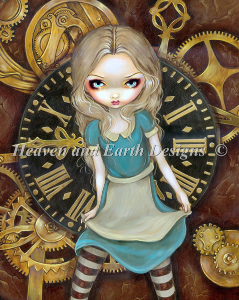 QS Alice In Clockwork - Click Image to Close