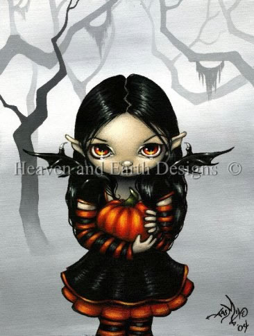 Pumpkin Pixie - Click Image to Close