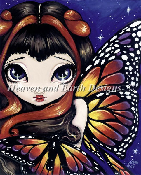 QS Vibrant Butterfly Fairy - Click Image to Close