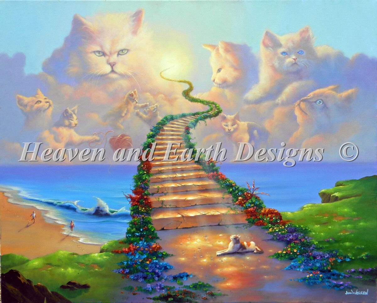 All Cats Go To Heaven Max Color
