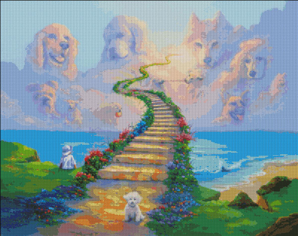 All Dogs Go To Heaven Material Pack