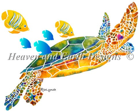 Sea Turtle JL - Click Image to Close