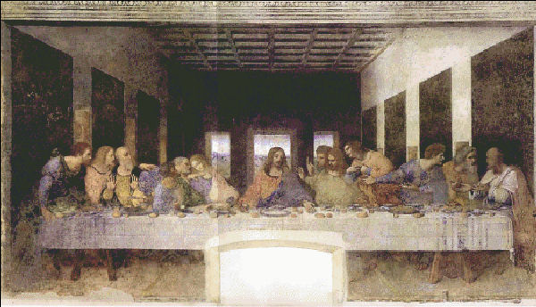 The Last Supper - Click Image to Close