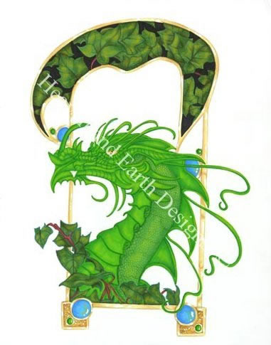 Ivy Dragon - Click Image to Close