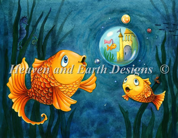 Fairy Fish Tales
