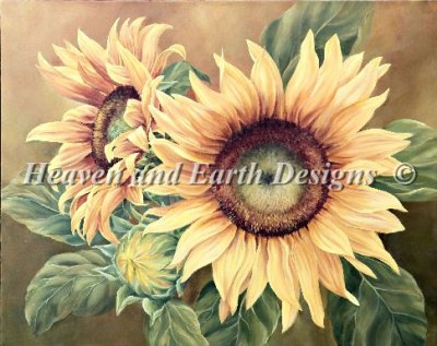 Mini Sunflowers Material Pack