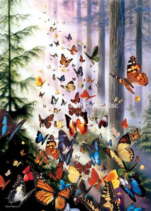 Mini Butterfly Woods - Click Image to Close