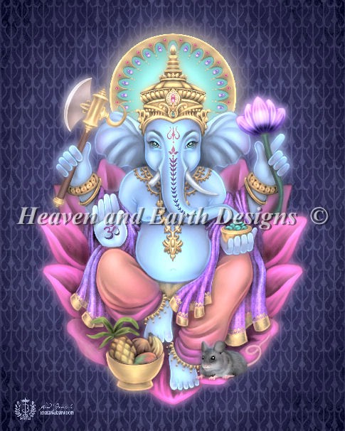 Mini Ganesha Material Pack