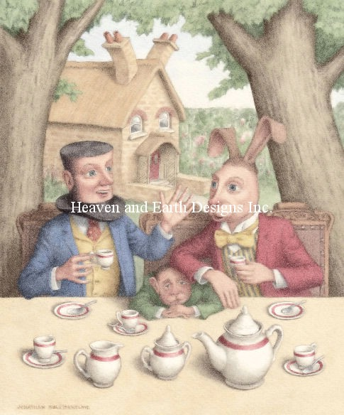 Mini Mad Hatters Tea Party