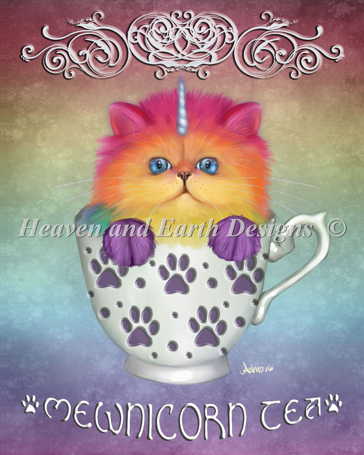 Mini Mewnicorn Tea