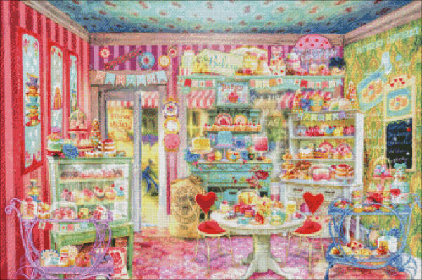 Mini The Little Cake Shop