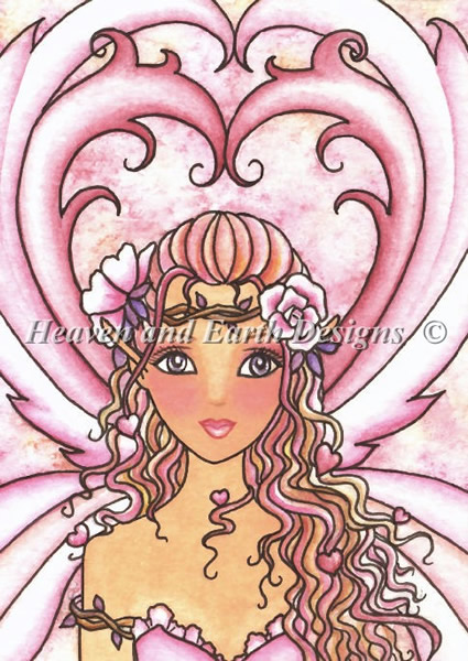 QS Blushing Valentine Fae - Click Image to Close