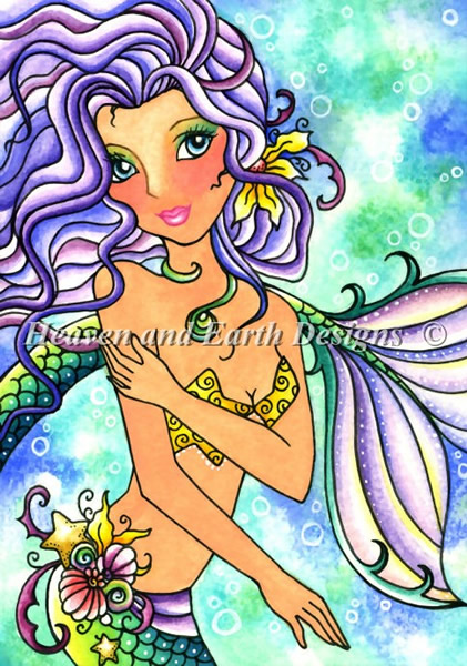 QS Tropical Lagoon Mermaid