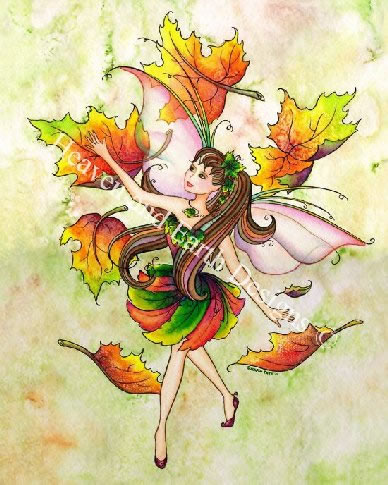 Little Leaf Fairy