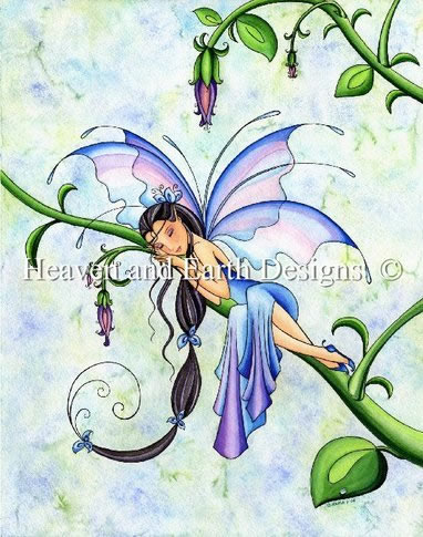 Tahliana, Flower-Bud Fairy