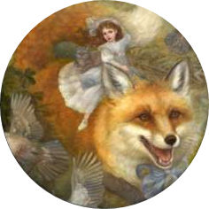 Needle Minder - Renard and The Strawberries