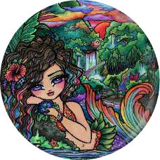 Needle Minder - Maui Mermaid