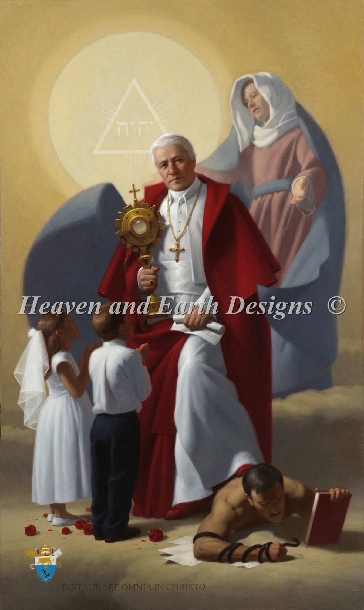 Pope St Pius X Material Pack