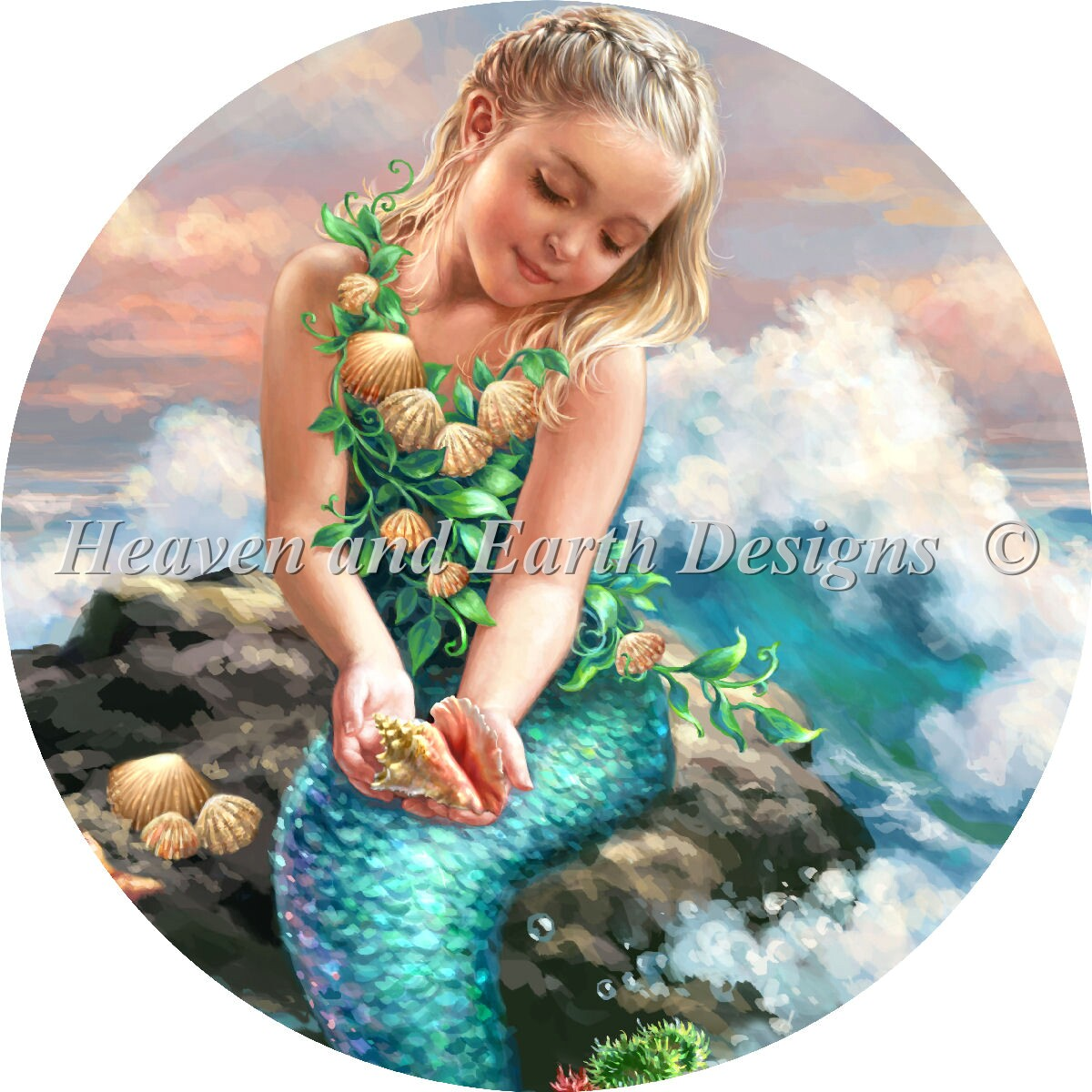 Ornament Princess Of The Sea