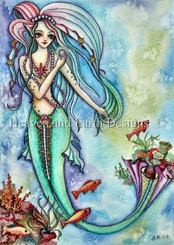 PTP Pearl Mermaid-KUIK