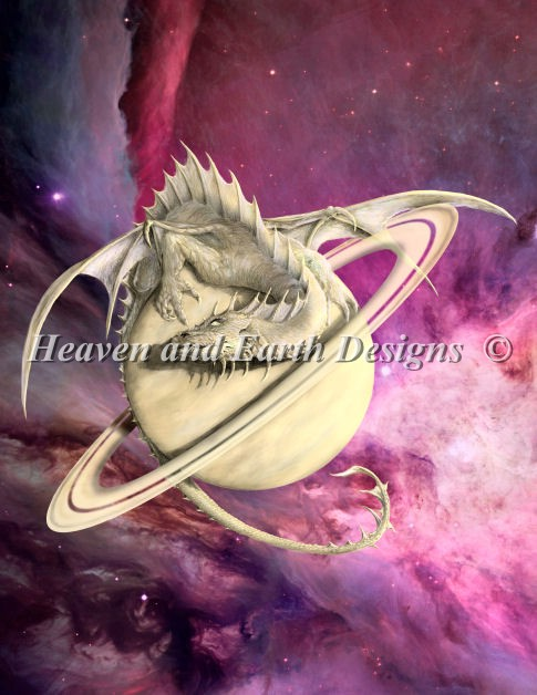 Saturn Dragon