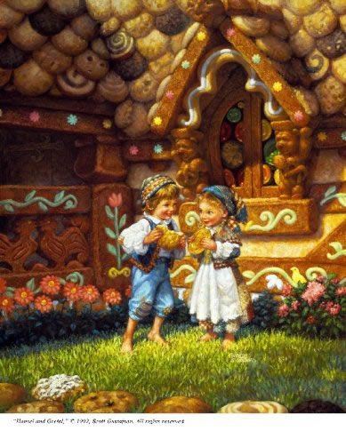 Hansel and Gretel - Click Image to Close