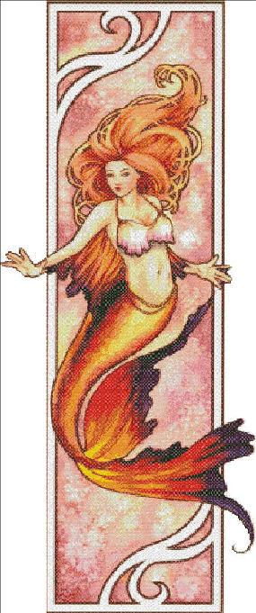 Nouveau Mermaid Series - Click Image to Close