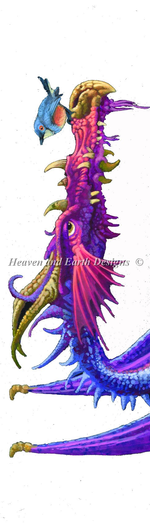Storykeep Purple Dragon